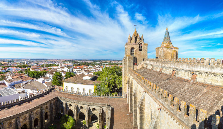 Evora cathedrale