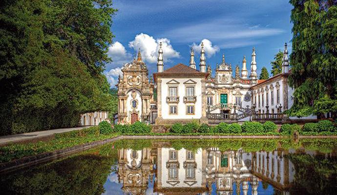 Portugal Authentique  palais mateus