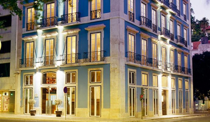 Heritage Avenida Liberdade 4 *
