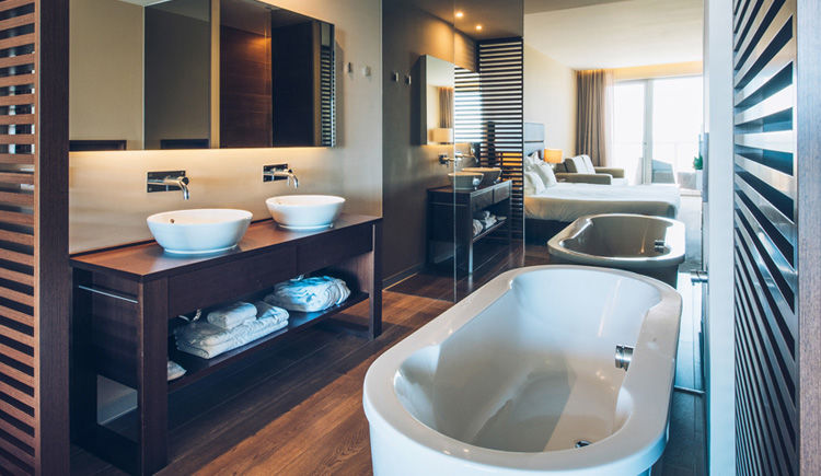 salle de bain Kappa Club Iberostar Lagos