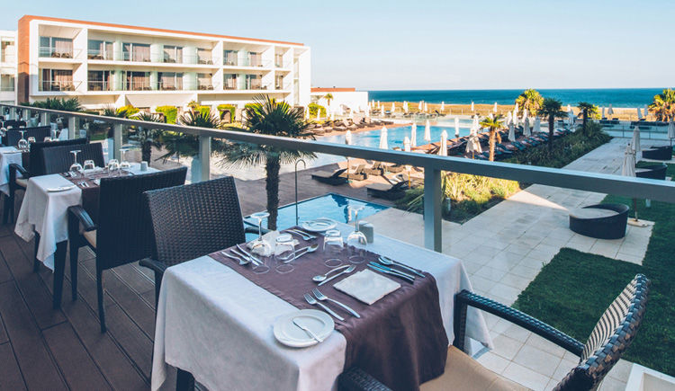 balcon restaurant Kappa Club Iberostar Lagos