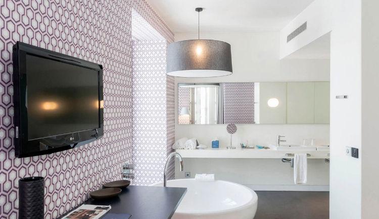 Suite inspira salle de bain