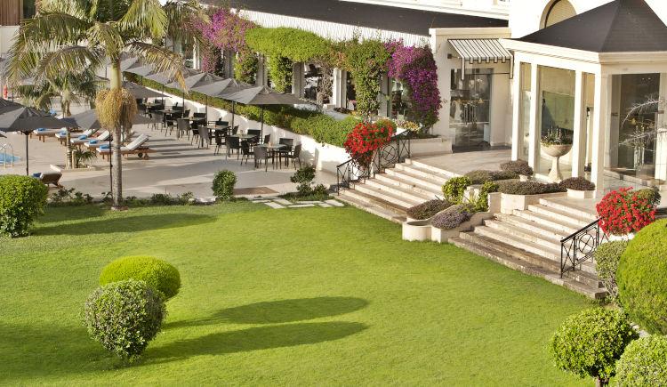 jardins terrasse