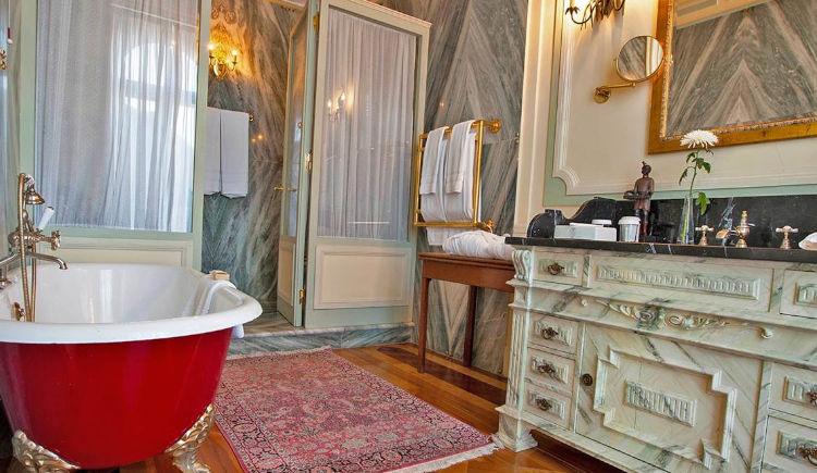 Salle de bain suites