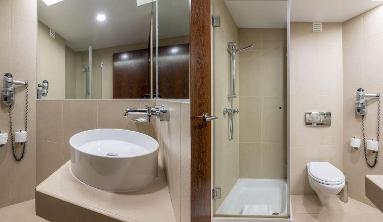 Les salles de bain suites