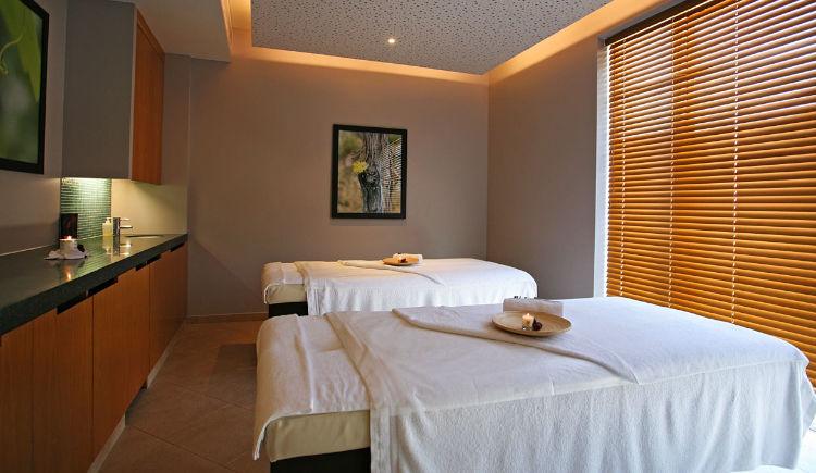 Spa salle de massage