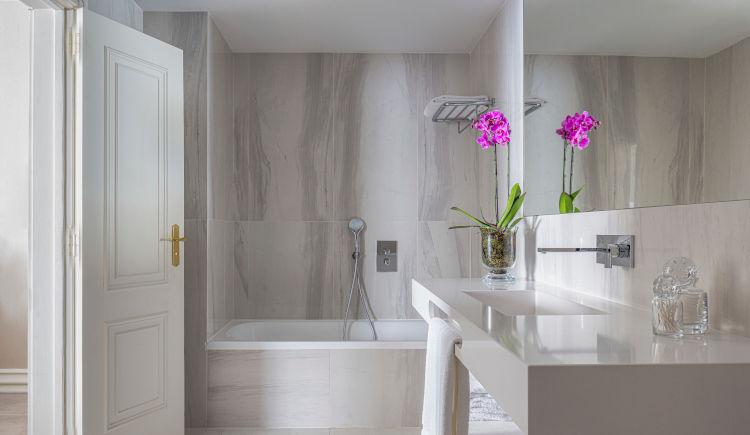 Junior suite salle de bain