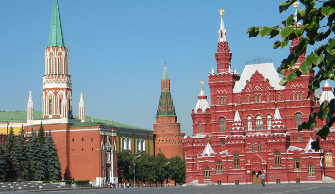 Moscou / Saint Petersbourg 4*