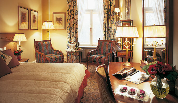 chambre superieure grand hotel europe