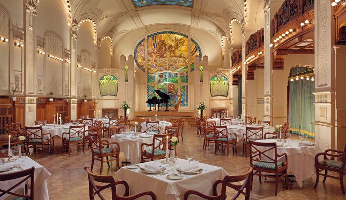 restaurant europe grand hotel europa