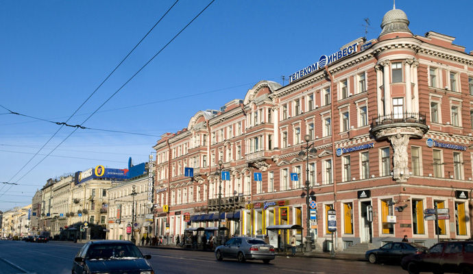 perspective nevsky