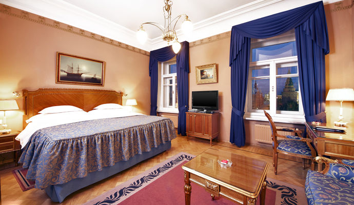 chambre studio vue kremlin