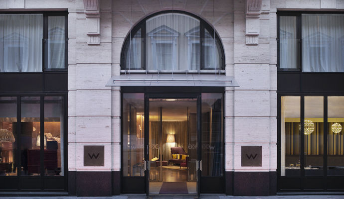 So Sofitel Saint Petersbourg 5 *