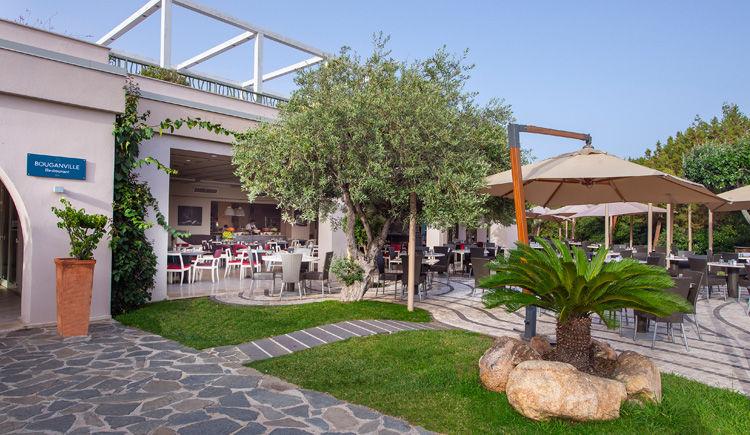 restaurant Bouganville