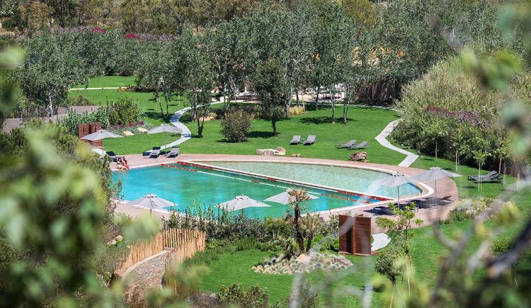 Hotel Baia piscine
