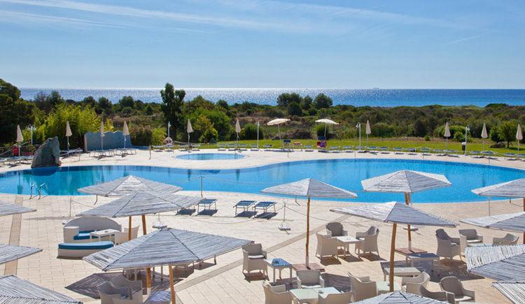 Kappa club Baia del Porto piscine