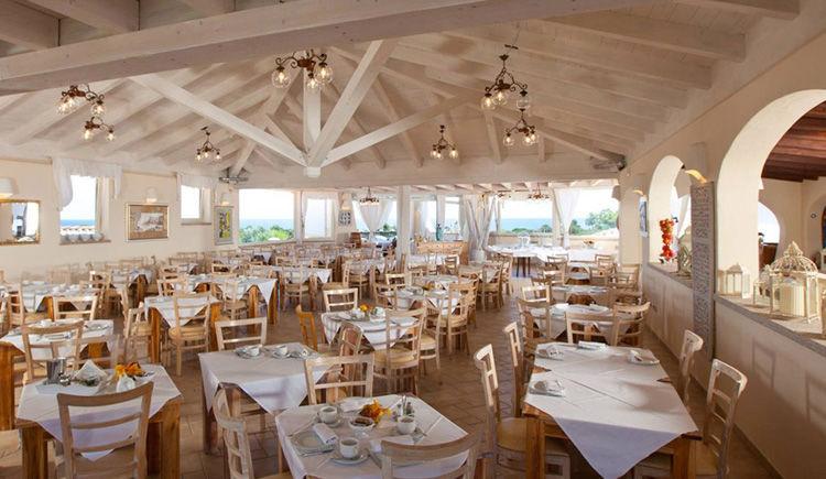 Kappa club Baia del Porto restaurant
