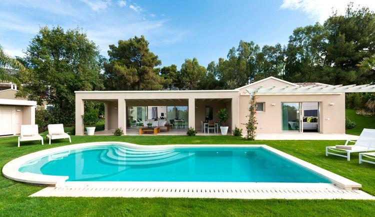 Villa Yasmine jardin