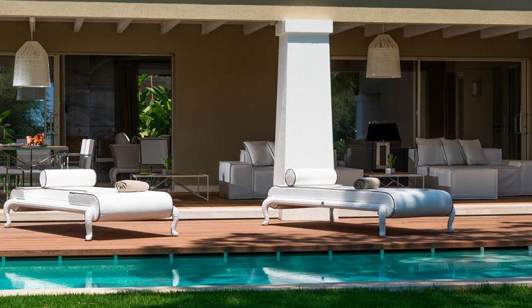 Villa Aurora piscine