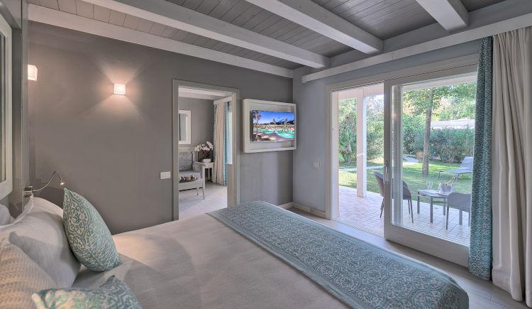 Luxury family bungalow