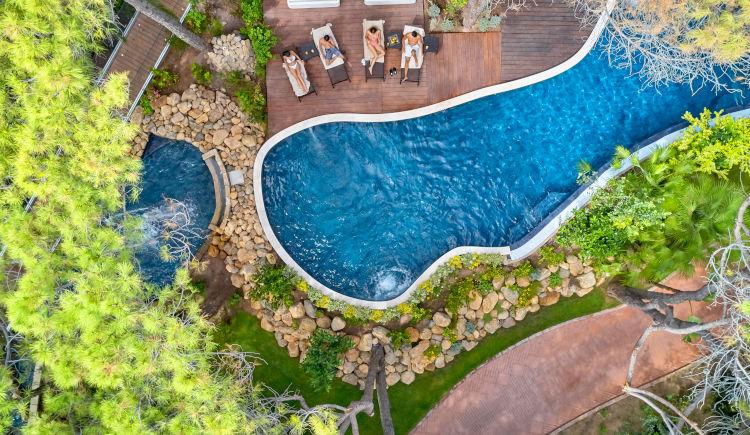 Pineta pool