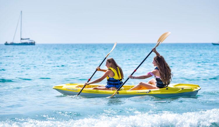 Canoe activite