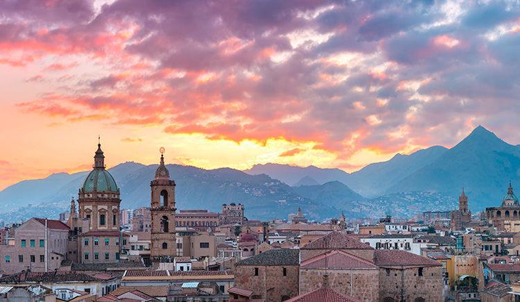 Grand Tour de Sicile 4 *