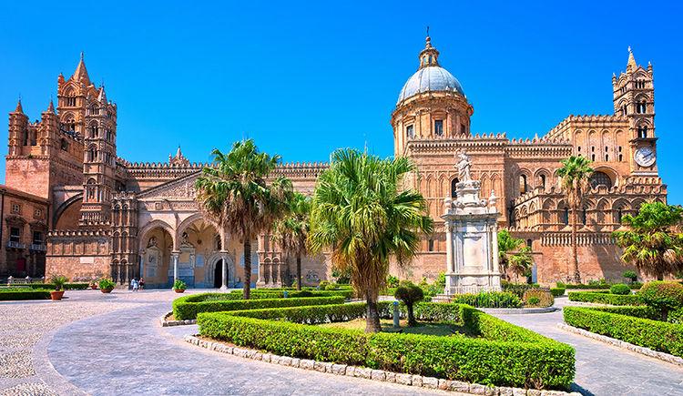 cathedrale de Palerme