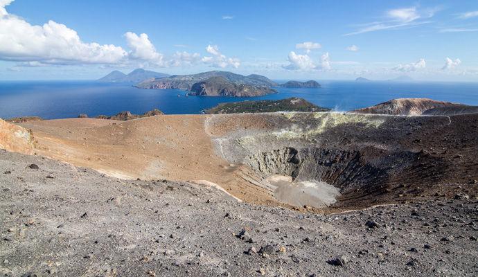 ile de vulcano