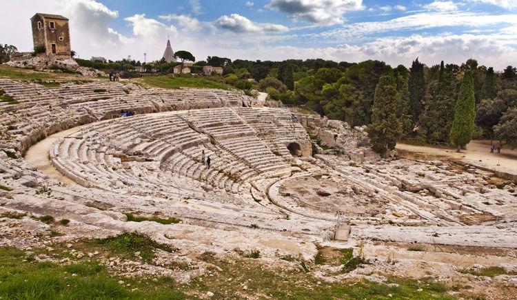 temple Grec a Syracuse