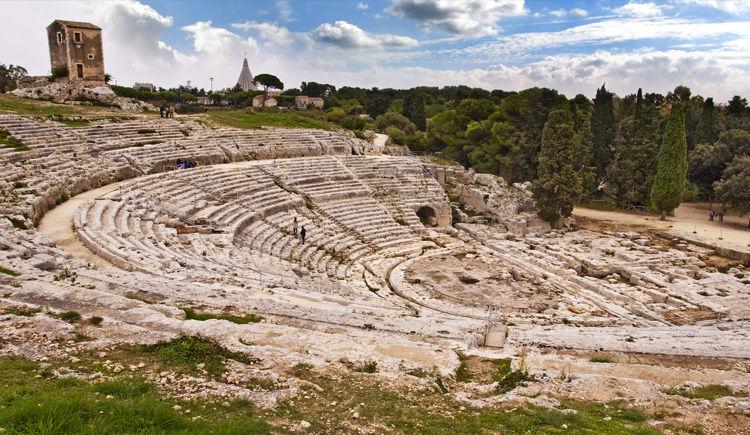 theatre Grec de Syracuse