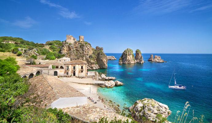 Grand Tour de Sicile avec les îles Eoliennes 4 *