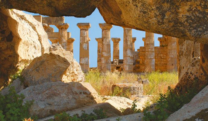 temple de selinunte