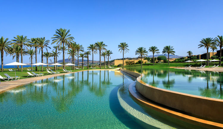 Verdura Golf & Spa Resort 5 * Luxe