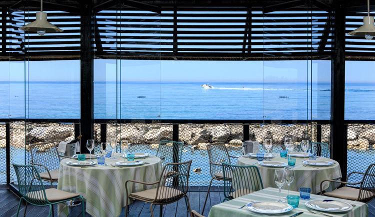 restaurant Amare