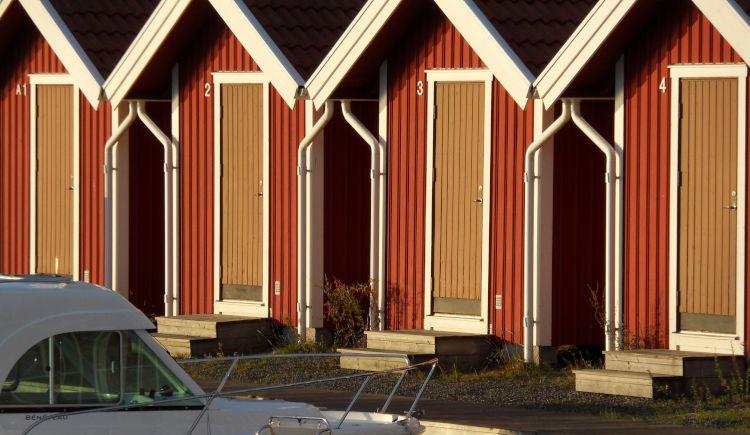 cabanes de peche