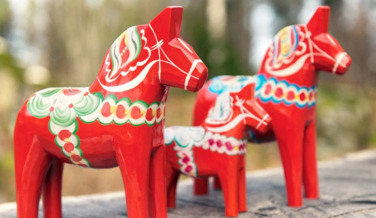 chevaux dala