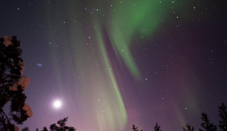 aurores boreales