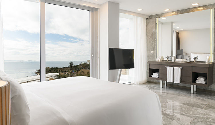 Residence chambre