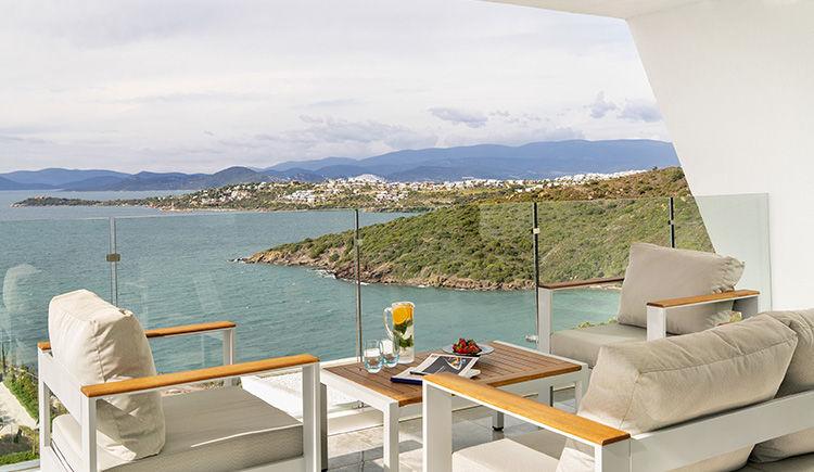 Residence terrasse
