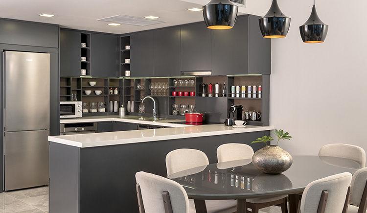 Residence cuisine
