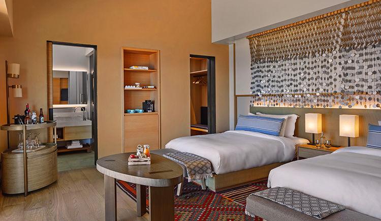 Villa chambre double