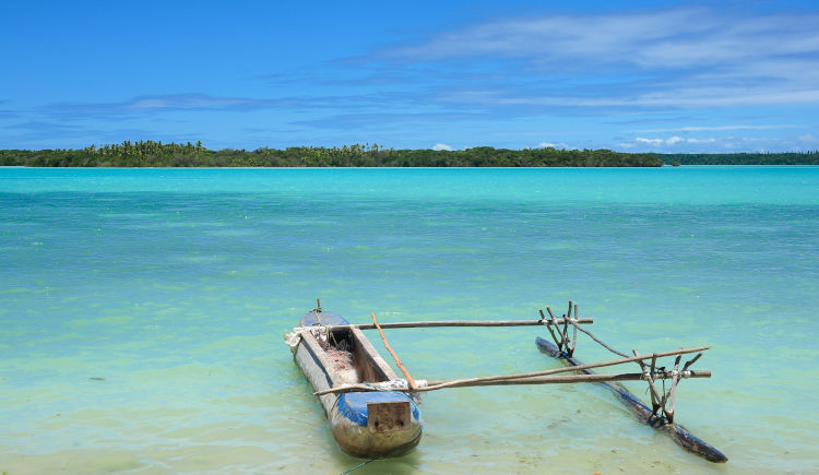 bateau Kanak