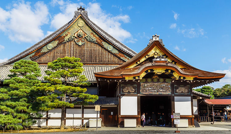 Kyoto Chateau de Nijo
