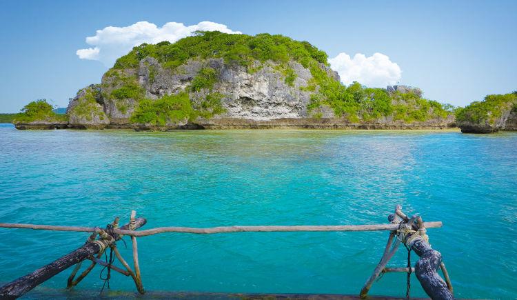 de la Nouvelle-Calédonie aux îles Fidji