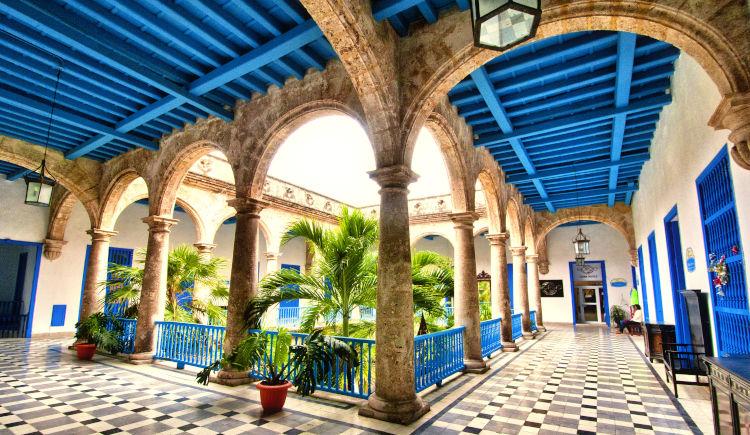 La Havane vielle ville