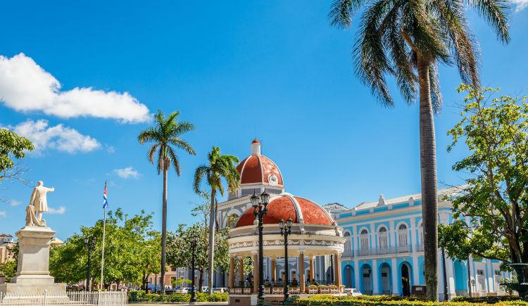 Parc Jose Marti Cienfuegos