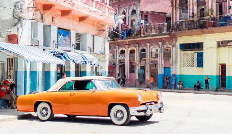 Havane ses voitures