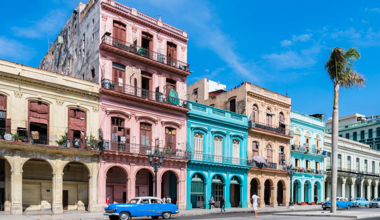 Havane vielle ville