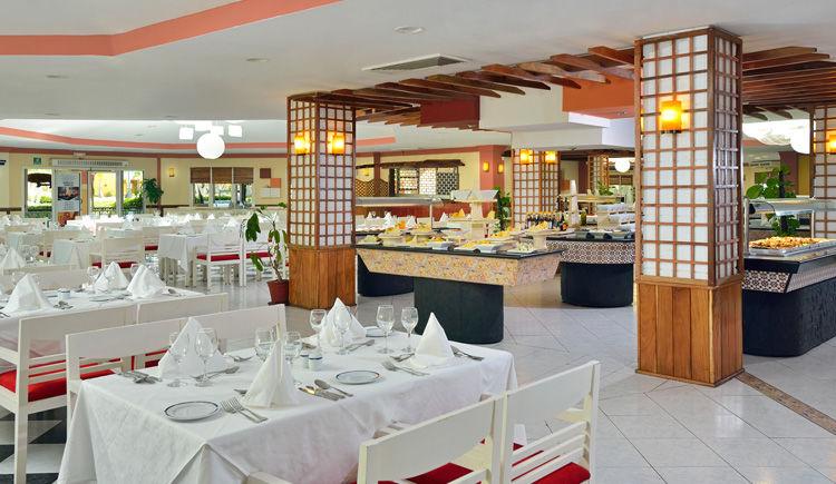 restaurant Los Tainos